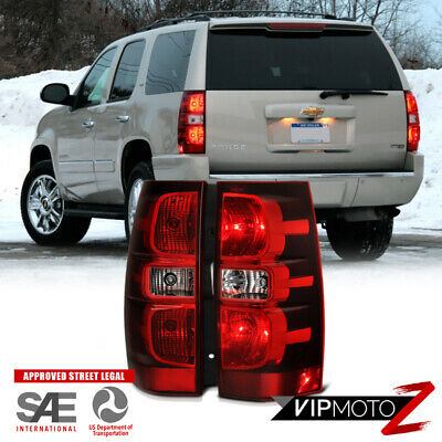 "2007-2013 Chevrolet Tahoe Suburban Yukon ""FACTORY STYLE"" LH+RH Tail Lights Lamps"