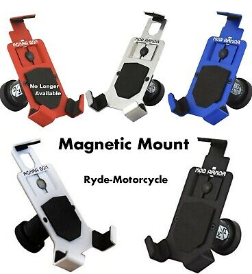 Mob Armor Magnetic Auto Motorcycle ATV Aluminum Cell Phone Smartphone Holder