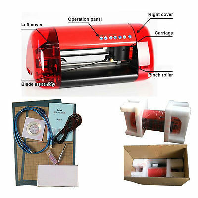 A3 Size CUTOK Vinyl Cutter Plotter with Contour Cut Function Sign Making Machine