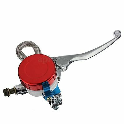 7/8'' Handlebar Motorcycle Front Brake Clutch Master Cylinder hydraulic Right UK