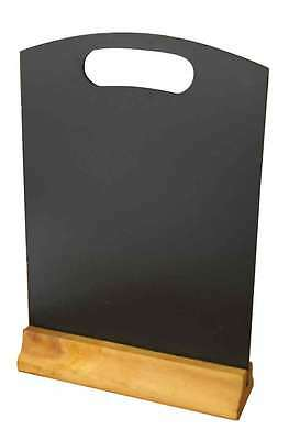 A5 Hand Held Table Top Menu Blackboard Specials Board Chalkboard Display