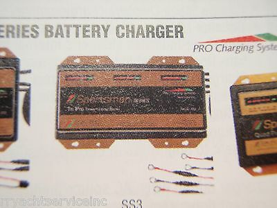 Battery Charger Dual Pro 652 Ss3 Sportsman 30Amp 3 Bank 10A Each Boatingmall