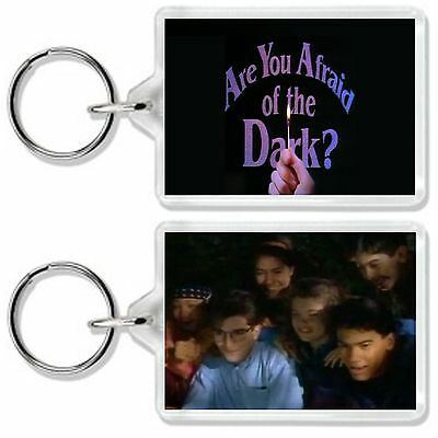 Are You Afraid Of The Dark Retro Kids Tv Show And Dvd Keyring Uk Seller