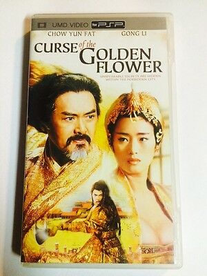 Curse of the Golden Flower (UMD, 2007)