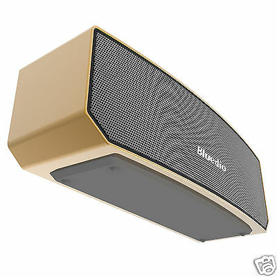 Bluedio BS-3 Bluetooth Wireless 3D Sound Subwoofer Portable Speaker, Soundbar