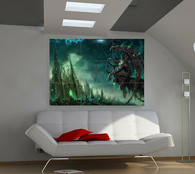 Dark Castle large giant fantasy poster print photo mural wall art ie010