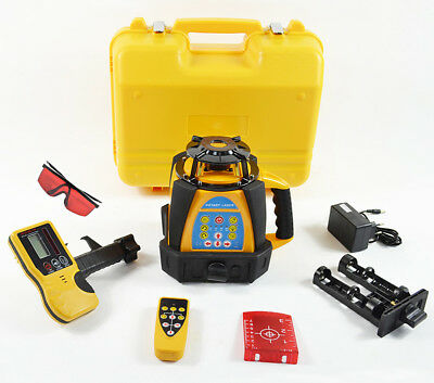 Top  Self-Leveling Rotary/ Rotating Laser Level 500M Range  High Accuracy