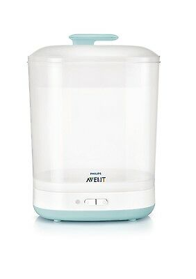 Philips AVENT 2-in-1 Electric Steam Steriliser - SCF922/01