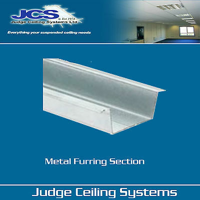 MF5 Metal Furring Section 3.6m - For MF Ceiling System