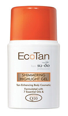 Eco Tan Tan Enhancer Shimmering 50Ml