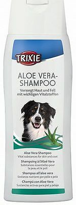 Aloe Vera Dog Shampoo for Sensitive Skin with Antibacterial Effects 250ml