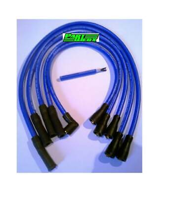 FORD ESCORT MK3 MK4 RS TURBO SERIES 1 TURBO 10mm HIGH Performance Ignition Leads