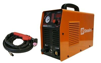 "PLASMA CUTTER BRAND NEW 50RX 50A 110V/220V w AG-60 TORCH  1/2"" CLEAN CUT SIMADRE"