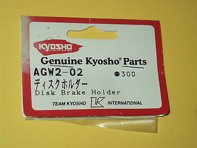 **new, Kyosho Agw2-02 Disc Brake Holder **