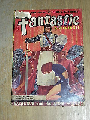 Fantastic Adventures No 15