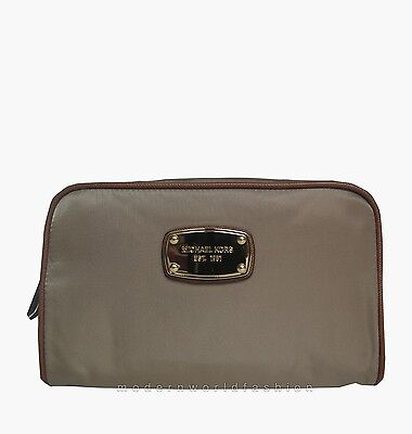 Michael Kors Abbey Large Travel Pouch 35T5GAYM3C NWT $68.00