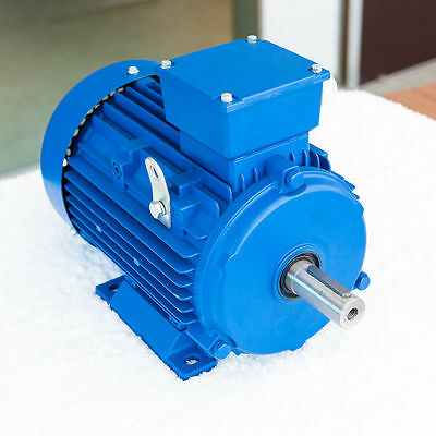 6 poles 4kw 5.5HP  935rpm shaft 38mm Electric motor Three-phase 240v/415v