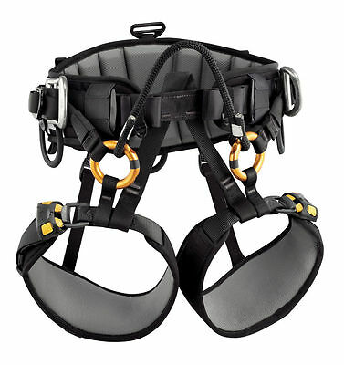 SEQUOIA SRT Size 2 Tree Care Seat Harness bt Petzl