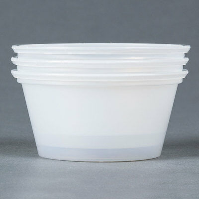 50 ct.  2 OZ Portion Cups with Lids - Jello Shots, Samples  FREE Shipping