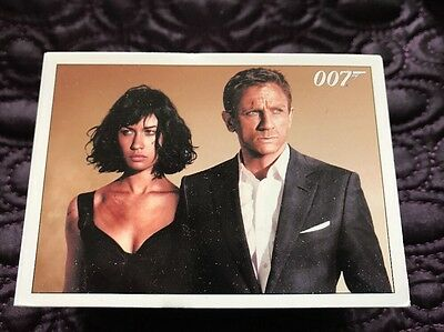 James Bond 007 Archives 2015 - Quantum Of Solace 90 Card Base Set