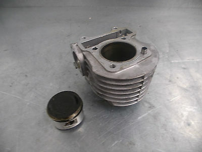 Honda Vision Nsc 110 Cylinder Bore Barrel With Piston