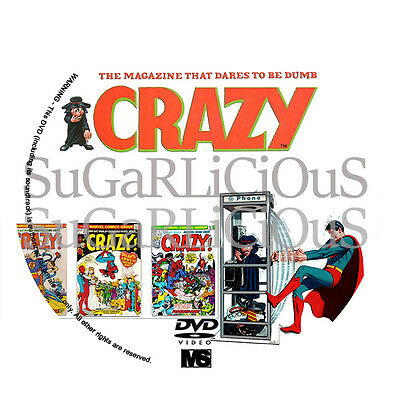 Crazy comic magazine 91 pdf Issues on dvd
