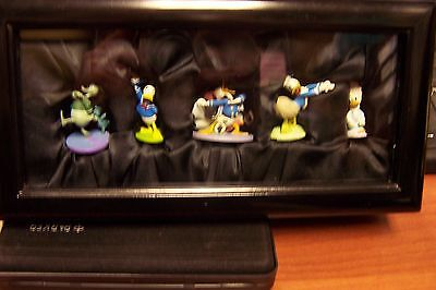 Donald Duck Limited Edition 1000, Pewter Figures