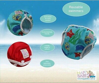 Reusable Swim Nappies Just $9.90 Free Postage