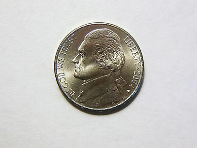 *WOW* 2004-P BU Jefferson Nickel-Peace Medal,  *Great coin in any collection*