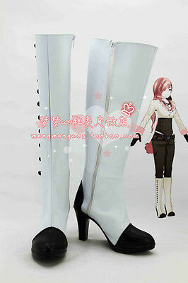 RWBY Neo cosplay shoes boots Custom 2213