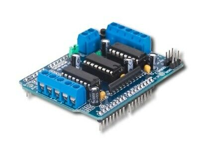 Servo/Motor Controller Shield for Arduino Projects