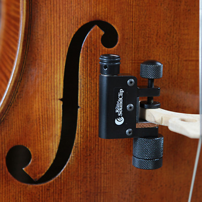 The Realist Cello SoundClip Pickup