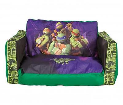 Nickelodeon Teenage Mutant Ninja Turtle - Mini Sofa and Lounger - Boys Chair NEW