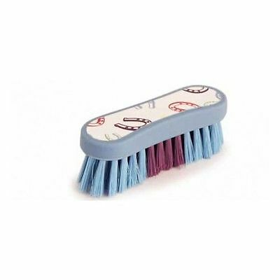 Bentley Horse Shoe Patterns Horse Grooming Face Brush