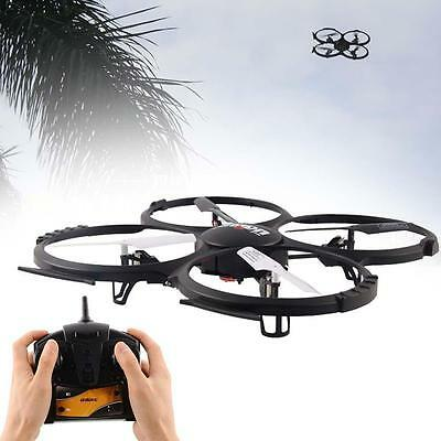 UFO UDI U818A 4 CH 6 Axis Gyro RC LED Quadcopter Helicopter Drone RTF Mode 2 FB