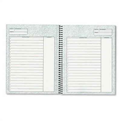 Noteworks Project Planner w/Paperboard Cover, 8-1/2 x 6-3/4