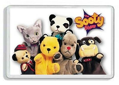 The Sooty Show Retro Kids Tv Show And Dvd Fridge Magnet Uk Seller