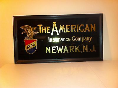 Old Insurance Sign