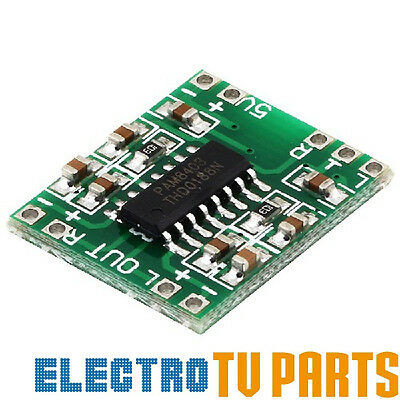 PAM8403 5V Stereo 2 x 3W Output Digital Audio Amplifier Module From UK Seller