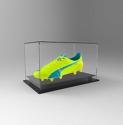 Boot / Shoe Display Acrylic Perspex Case - Display that special Boot or Shoe