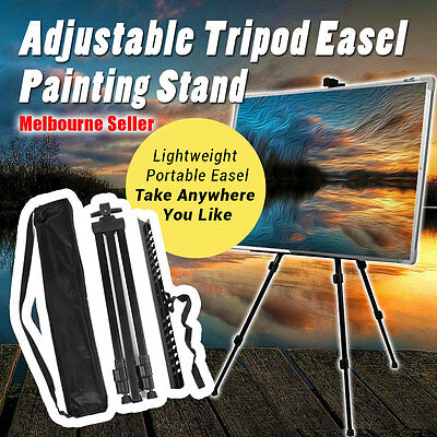 Adjustable Stand Art Drawing Artist Tripod Display Sketching Painting OZ