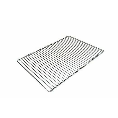 Stainless Steel BBQ Cooking and Grill Grate With Adjustable Width 65-90x45cm