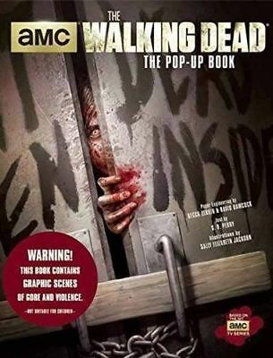 The Walking Dead: The Pop-Up Book (Pop Up Books) by David Hawcock & Becca Zerkin