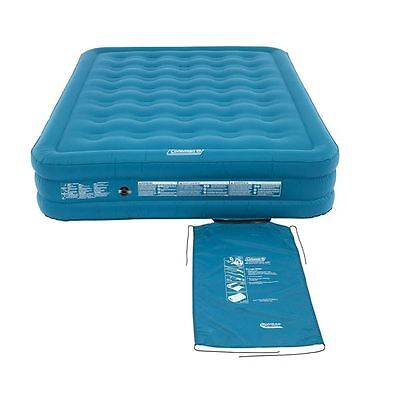 Coleman DuraRest Raised Double Camping Air Bed 2000021126