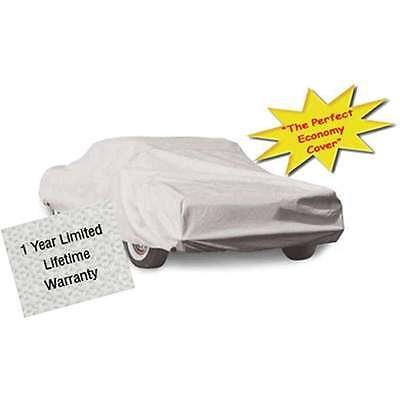 Full Size Chevy Car Cover, With Continental Kit, Spunbond, Aqua Shed, 1959-1960
