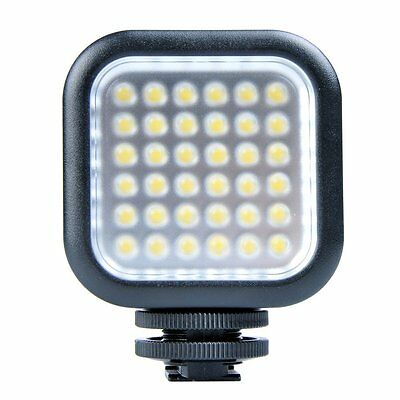 Godox LED36 LED Video Light Universal Macrophotography Shooting AA Batteries