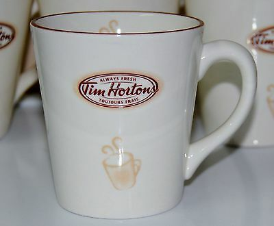 "Tim Horton's Coffee Mug/Cup #7 2007 ""Always Fresh"" Limited Edition, Tim Hortons"