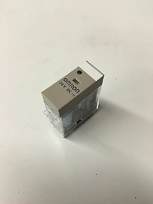 G2R-2-SND-DC24(S) Omron DPDT w/LED Relay G2R2SNDC24S New In Box, 24VDC