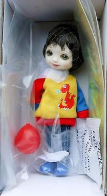 """4"""" Tonner~Play Time Hamish - Sew Resin BJD Doll~Wilde Imagination~LE125~Sold Out"""