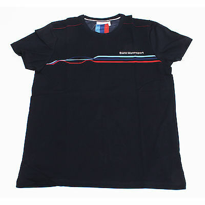 ORIGINAL BMW Motorsport Fashion T-Shirt Shirt Herren Größe S - XXL